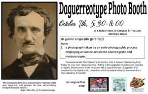 Daguerreotype Photo Booth