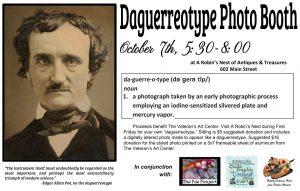 Daguerreotype Photo Booth
