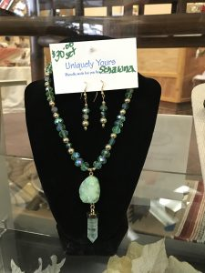 We love that Uniquely Yours carries jewelry made by their disabled individuals, what a cool program!
